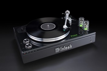 McIntosh unveils new all-in-one-turntable with HD Bluetooth