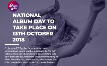 National Album Day - 13th October