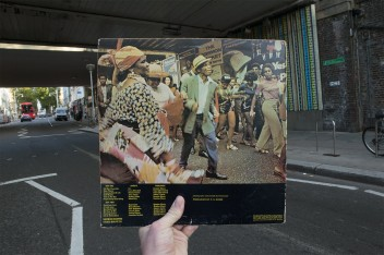 Tracing west London's reggae history through record sleeves