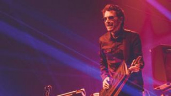 Jean-Michel Jarre launches infinite album