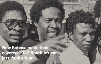 How Kasaba made their coveted 1982 South African jazz-funk album