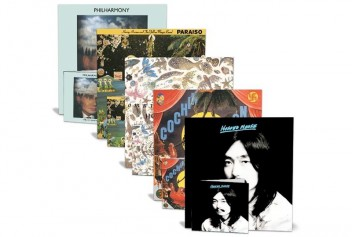 Haruomi Hosono's most important albums reissued on vinyl for the first time outside Japan