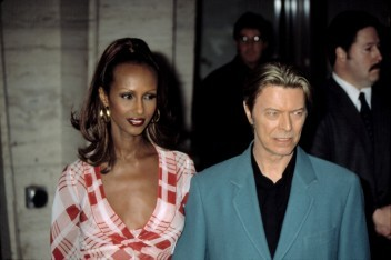 Iman Pays Tribute to Husband David Bowie as 1 year Anniversary of his Death Approaches