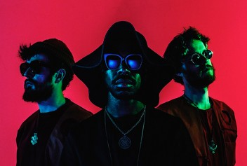Jazz trio The Comet is Coming announce new album, Trust In The Lifeforce Of The Deep Mystery