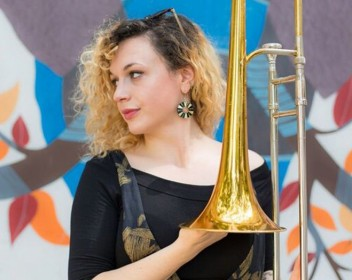 Jazz re:freshed announces new 5ive EP with trombonist Rosie Turton