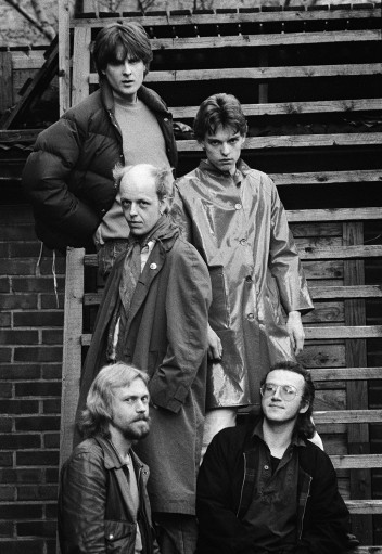 Swedish post-punk group Cortex's Spinal Injuries reissued on vinyl