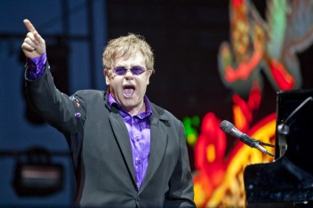 Elton John Will Help Curate New Vinyl Subscription Service