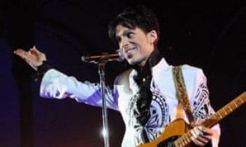 Copy of Prince's The Black Album sells for record-breaking $27,500